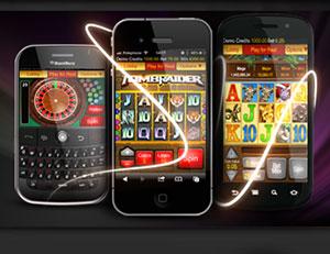 Mobiel iDeal casino